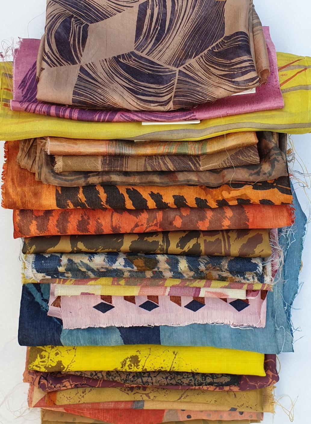 Zoe Burt fabrics