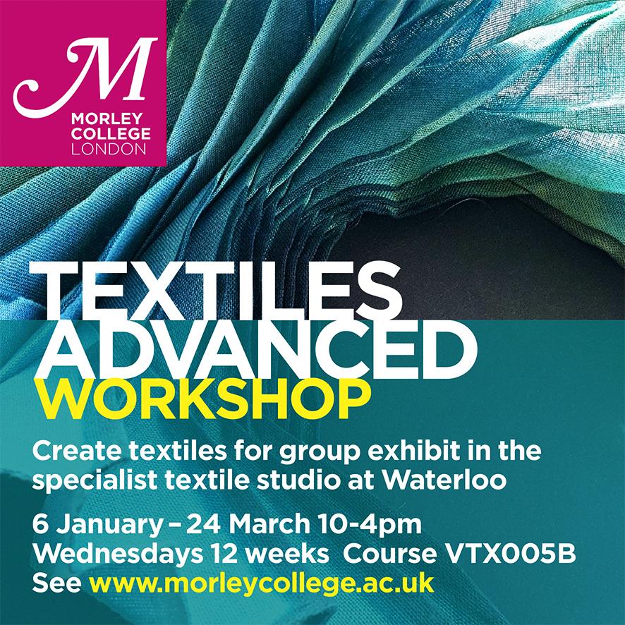 Textiles Advanced Workshop