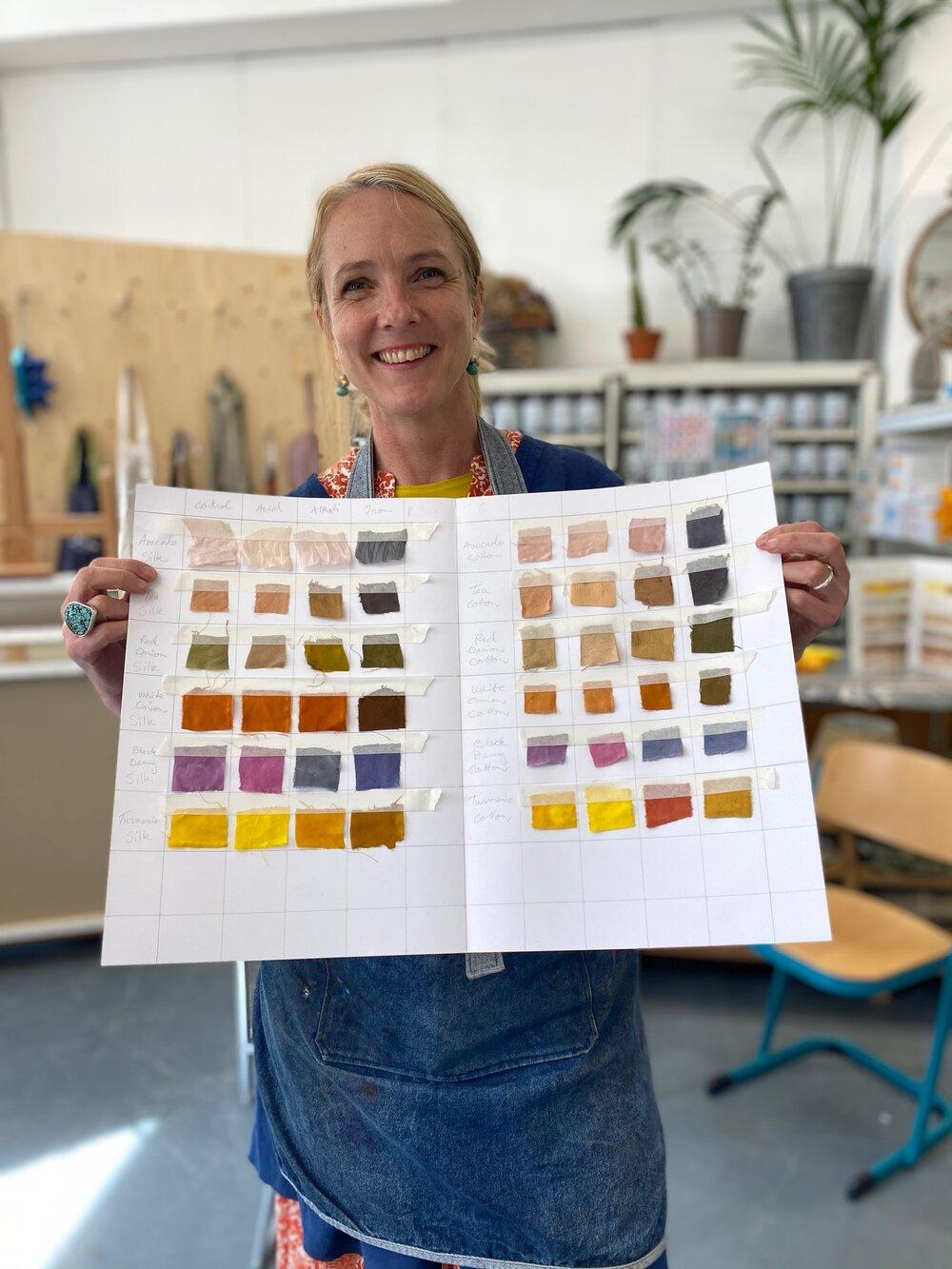 Minerva Art Workshop with Zoe Burt